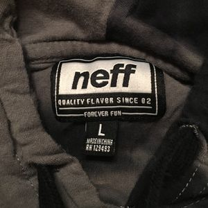 Neff Jackets & Coats - Hot Sauce Lord Long Sleeve Hoodie